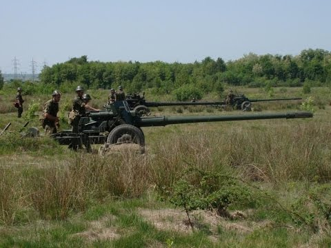 100 mm T12 Anti-Tank Gun