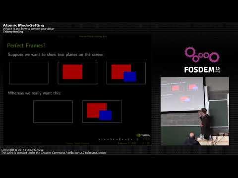FOSDEM 2015 - Developer Room - Graphics - Kms Atomic.mp4