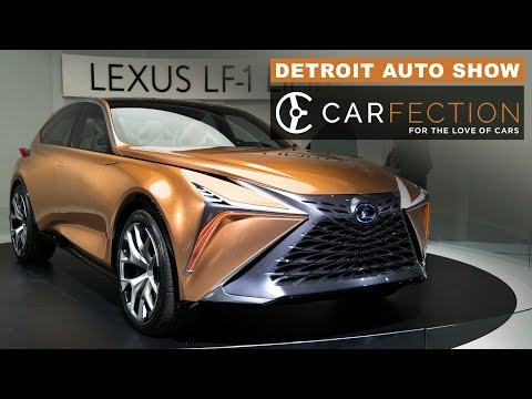 Lexus LF-1 Limitless Concept: The SUV Of The Future? - Carfection