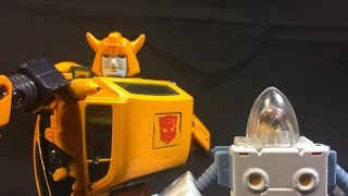 Takara Tomy Transformers Masterpiece Bumblebee MP-21 Thumbnail