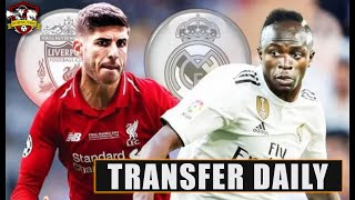 Sadio Mane in SWAP deal with Marco Asensio? 💩 Transfer Daily