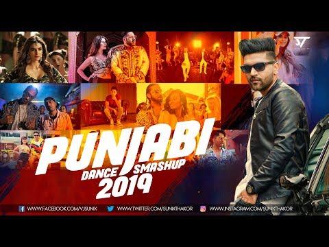Punjabi Dance Smashup 2019   Dj Pops   Sunix Thakor