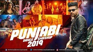 Punjabi Dance Smashup 2019 | Dj Pops | Sunix Thakor - bollywood punjabi song mashup 2019