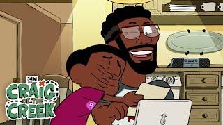 Best Dad Moments | Craig of the Creek | Cartoon Network