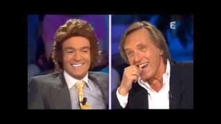 Jonathan Lambert et Alexandre Arcady - On n'est pas couché 3 mai 2008 #ONPC