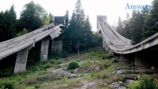 8 Eerily Abandoned Olympic Parks; This Is What Happens When The Crowds Go Home