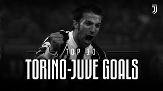 Torino vs Juventus: Top 10 Goals!