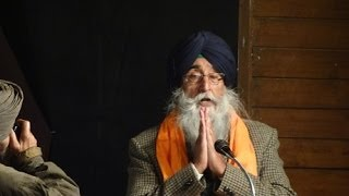 Simranjit Singh Mann Deligate Session Speech 1 Feb 2014 Part 2