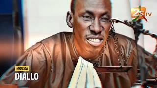 RIROU TRIBUNAL SAISON 3 EP 5   1ère PARTIE