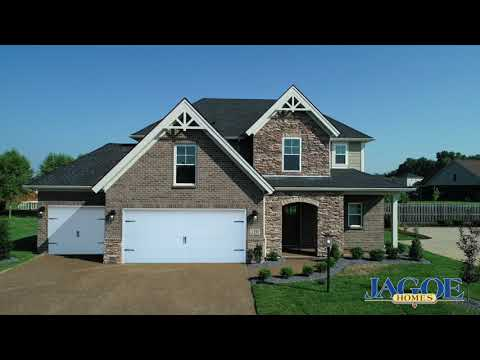 National C2 with 3rd Bay Garage | Reserve at Deer Valley | Owensboro, KY