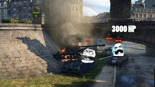 World of Tanks Epic Wins and Fails Ep64