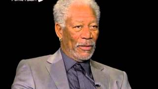 Morgan Freeman recites 'Invictus' from memory on Charlie Rose