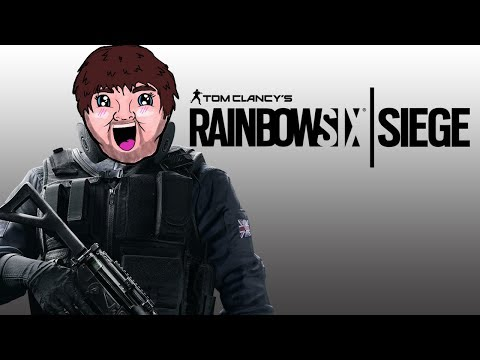 Rainbow Six Siege with friends and def :P