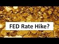 Gold & Silver Price Update - March 8, 2017 + Fed Rate Hike Next Week?
