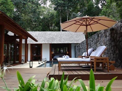 The Datai, Langkawi, Malaysia - Beach Villa