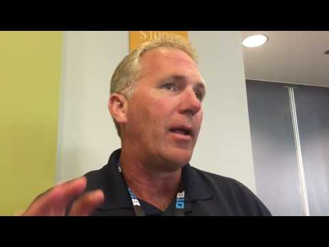 Chuck Long talks about Iowa