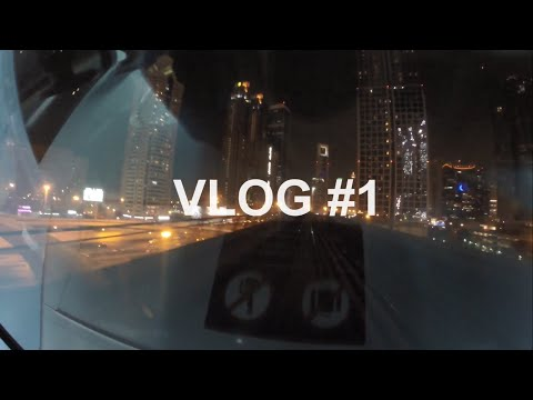 VLOG #1 : BEST TAXI DRIVER IN DUBAI