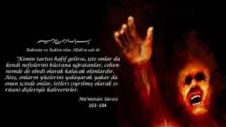 Allah'in emirleri.. Allah'a varis..