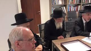 Jewish Cemetery Desecration