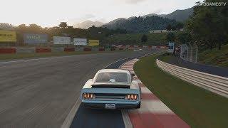 Gran Turismo Sport - Eckerts Rod & Custom Mach Forty Gameplay [PS4 Pro]