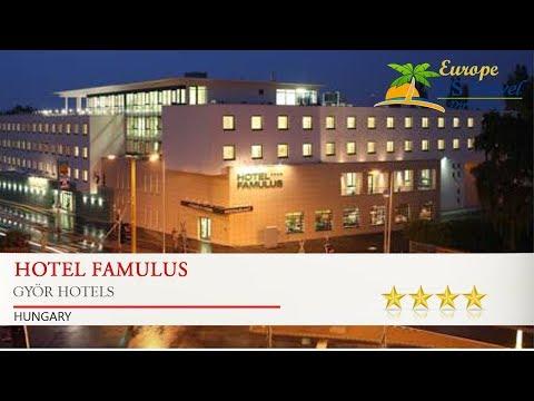 Hotel Famulus - Györ Hotels, Hungary
