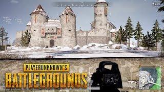 NAJLEPSZA ZIMOWA MAPA W BATTLE ROYALE! - PUBG SQUAD FPP - VIKENDI PlayerUnknown's Battlegrounds