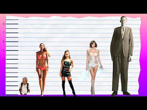 How Tall Is Gigi Hadid? - Height Comparison!