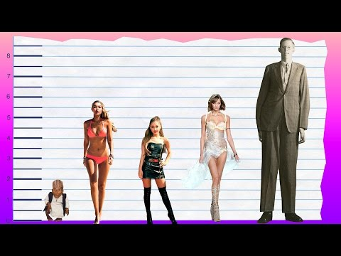 How Tall Is Gigi Hadid? - Height Comparison!