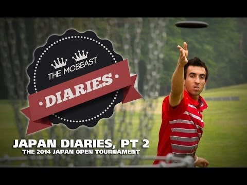 McBeast Diaries: Japan Diaries pt. 2 - The 2014 Japan Open Tournament
