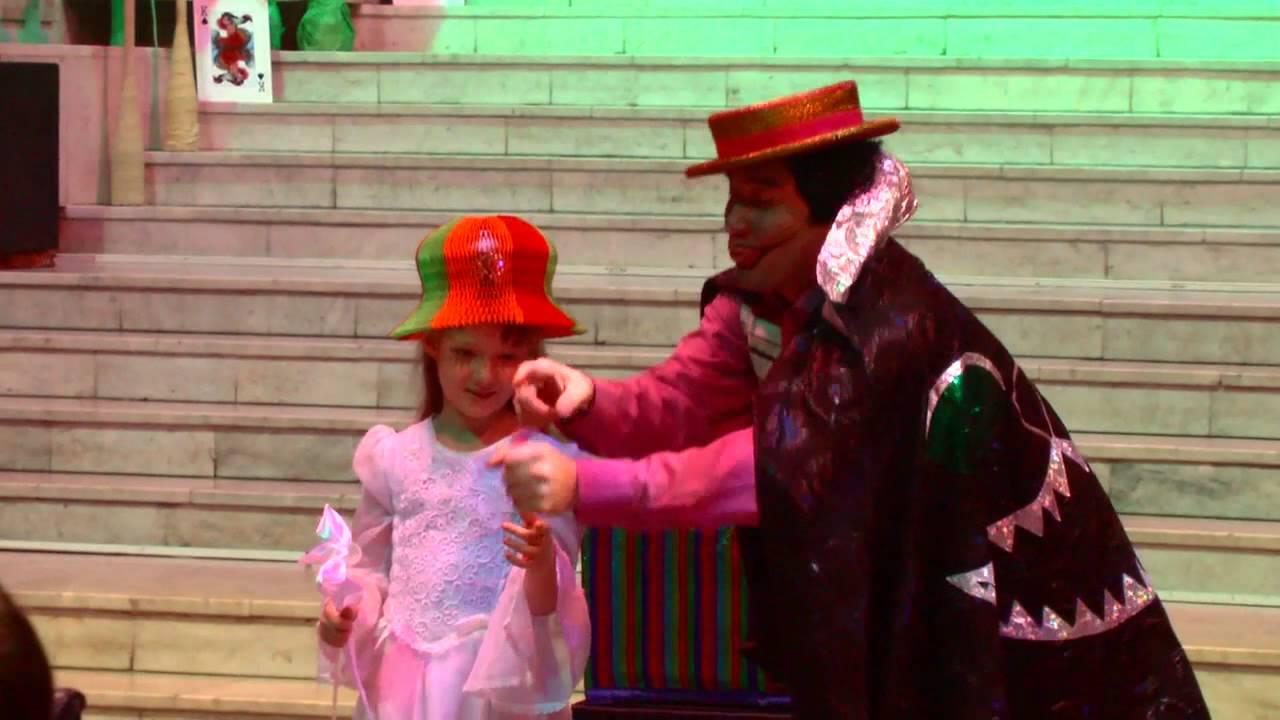 Сценарий алиса в стране чудес новогоднего утренника в начальной школе