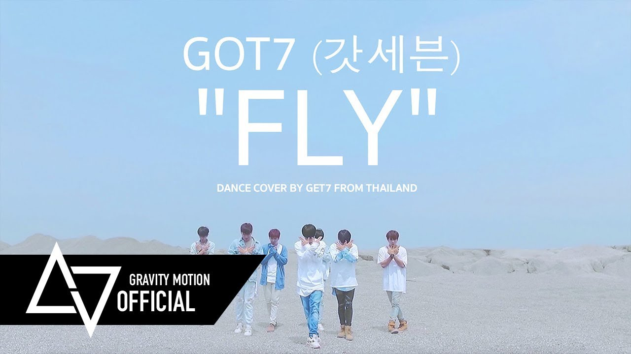 Iphone Built In Wallpapers Got7 갓세븐 Quot Fly Quot M V Dance Cover By Get7 From Thailand