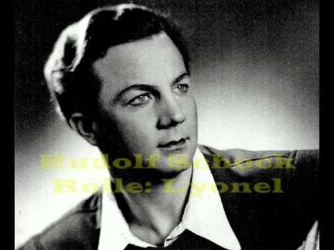 Rudolf Schock - Flotow - Martha - Ach so fromm...