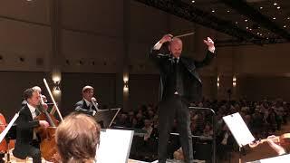 I. Stravinsky Firebird Finale conducted by M.D. van Vliet