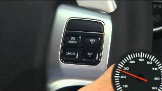 2012 Dodge Journey | Electronic Speed Control