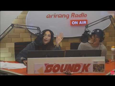171011 Arirang Radio Sound K - w/ 24K Cory 코리