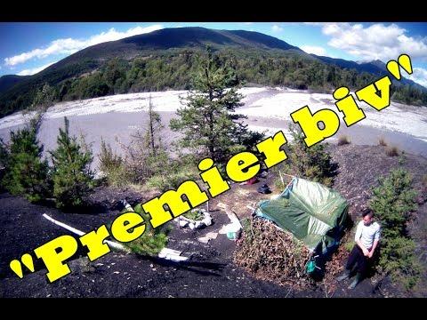 """L'aventure commence ici"" Bivouac Bushcraft 11.09.14"