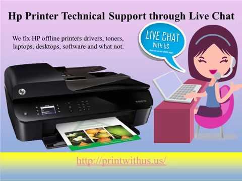 Install Hp Printer Setup Service Through Live Chat