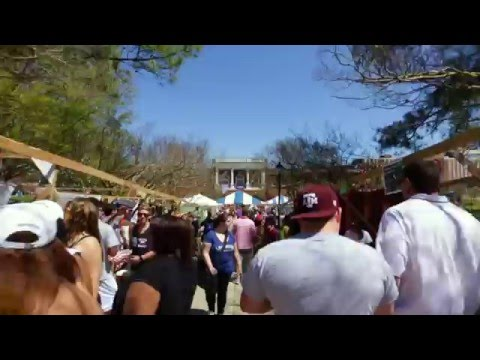 Spring Weekend 2016 at Longwood University