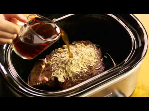 How to Make Easy Slow Cooker Pot Roast
