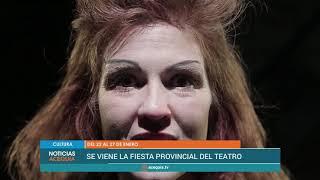 Fiesta provincial del teatro - Entrevista con Marcelo Lacerna - Representante Prvincial INT
