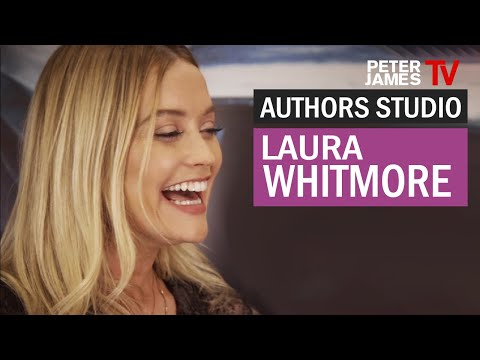 Peter James | Laura Whitmore | Authors Studio - Meet The Masters