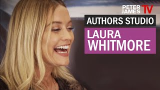 Peter James | Laura Whitmore | Authors Studio - Meet The Masters