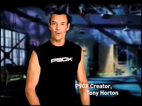 P90X Extreme Home Fitness Workout Program information
