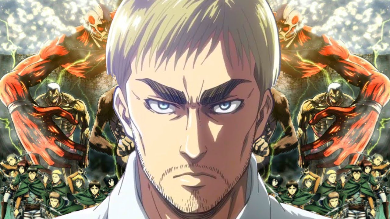 Images Of Erwin Smith Attack On Titan