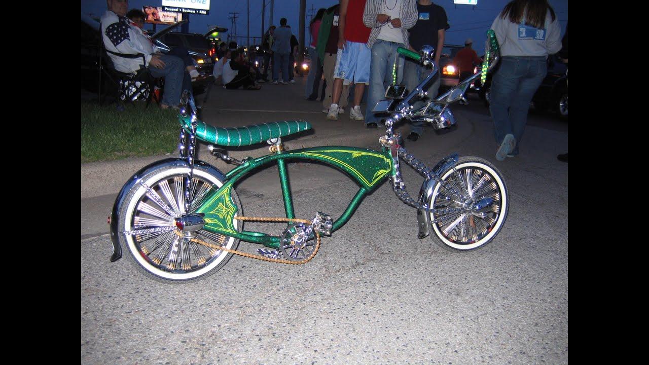 d7787013635 1969 Schwinn Apple Krate Lowrider Bike - YouTube