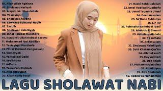 Download lagu SHOLAWAT NABI MERDU TERBARU 2021 PENYEJUK HATI - LAGU SHOLAWAT NABI TERPOPULER 2021 PENENANG PIKIRAN