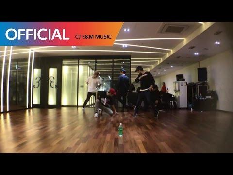 ERIC NAM X TIMBALAND 'BODY' DANCE PRACTICE