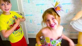 A Canção de Vestir Canções infantis | Five Kids