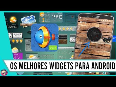 XWIDGET PRO - OS MELHORES WIDGETS PARA ANDROID 2018 - CONFIRA!