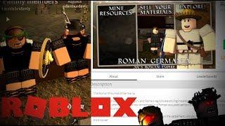 [ROBLOX] ROMAN GERMANIA